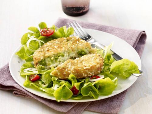Broccoli-Käse-Knuspermedaillon, ca. 145 g
