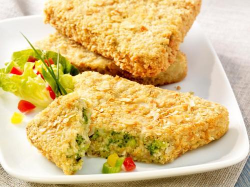 Broccoli-Nuss-Knusperecke, ca. 140 g