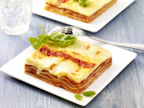 """Lasagne """"Bolognese Art"""", vegetarisch, ca. 280 g"""